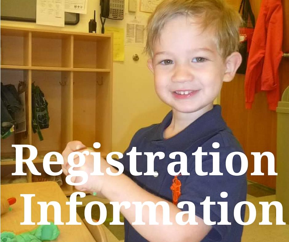 Registration Information 1