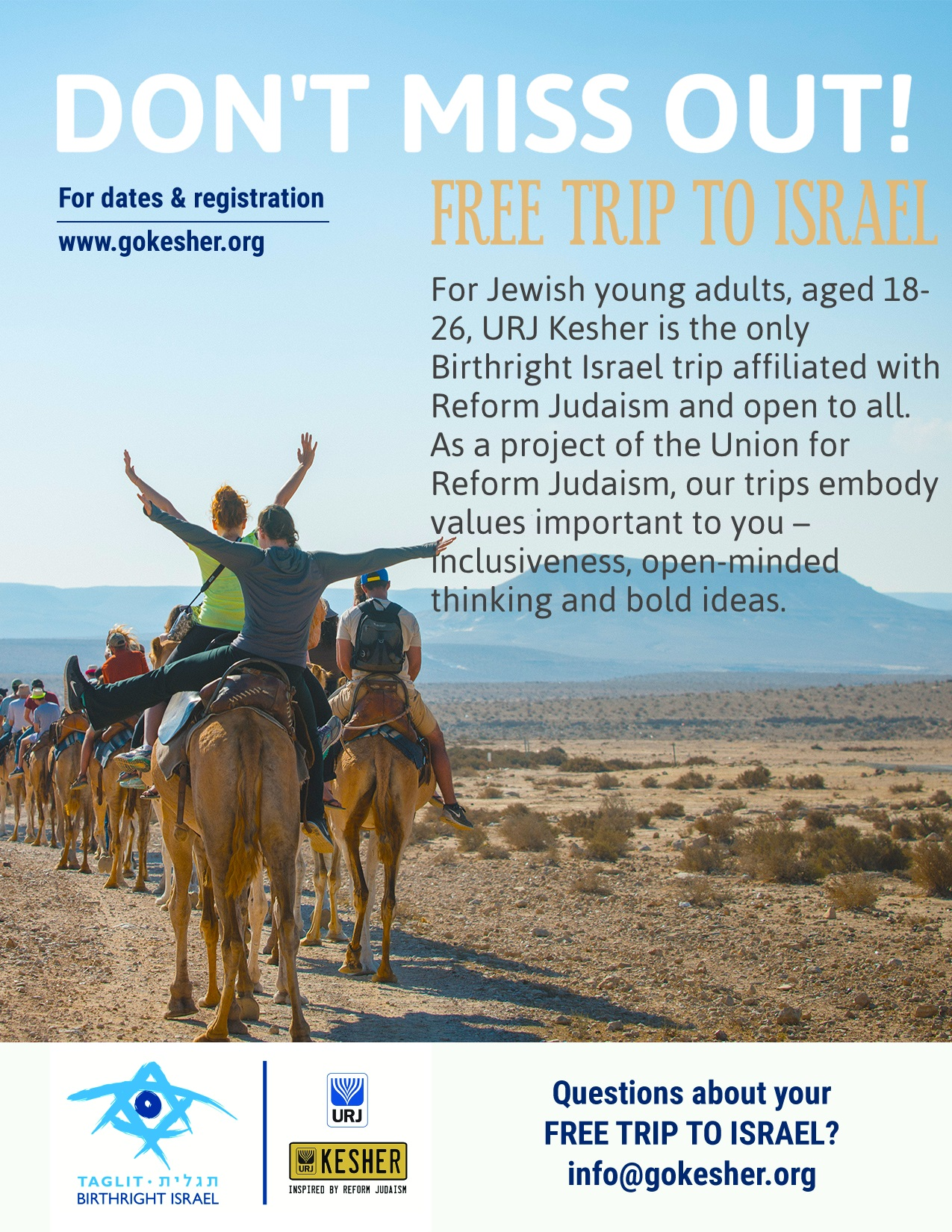 Birthright Trip