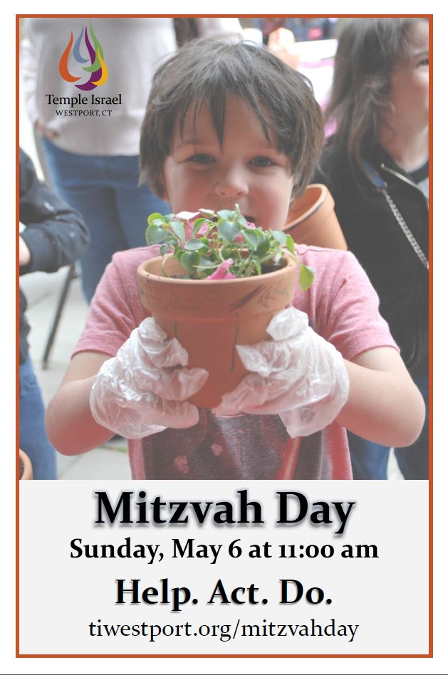 Mitzvah day snip