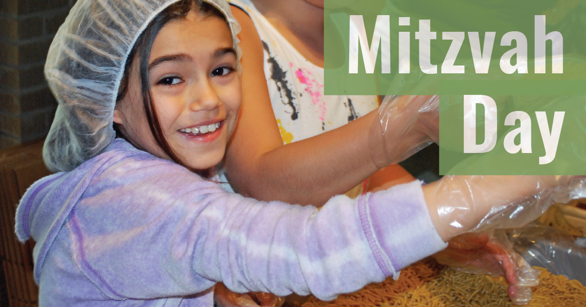 Mitzvah Day 2019 - Temple Israel