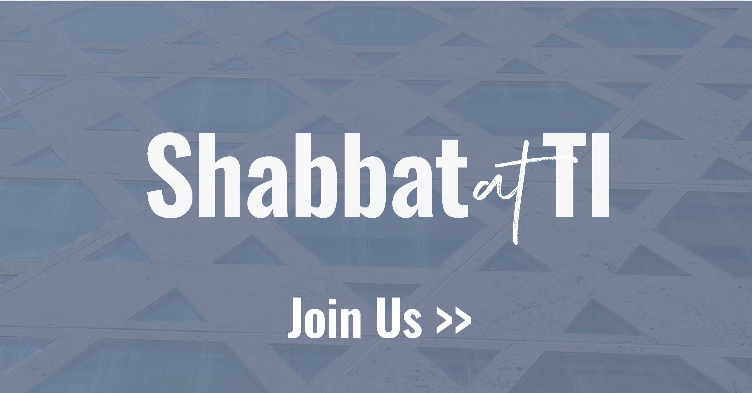 virtual links shabbat at ti