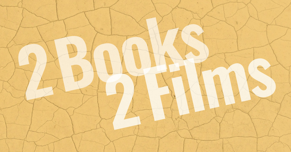 two-boooks-two-films