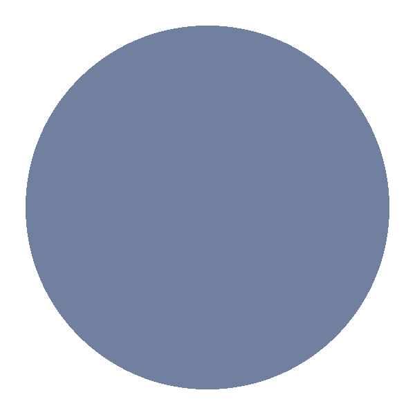 color circles_blue
